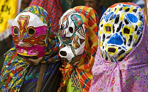 Congo de Máscara de Roda Dágua